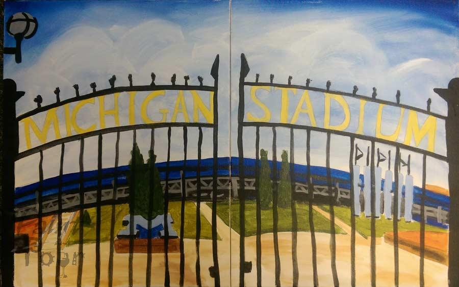 CPL - Michigan Stadium (3hr)
