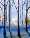 December-Forest