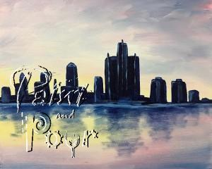 Detroit-Dawn