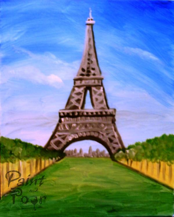 Eiffel Tower (3hr)