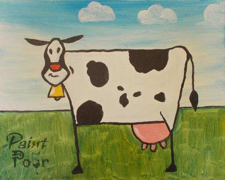 Kids - Chewy the Cow