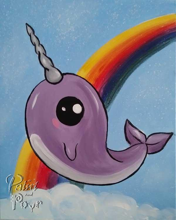 FD - Chrissi the Narwhal
