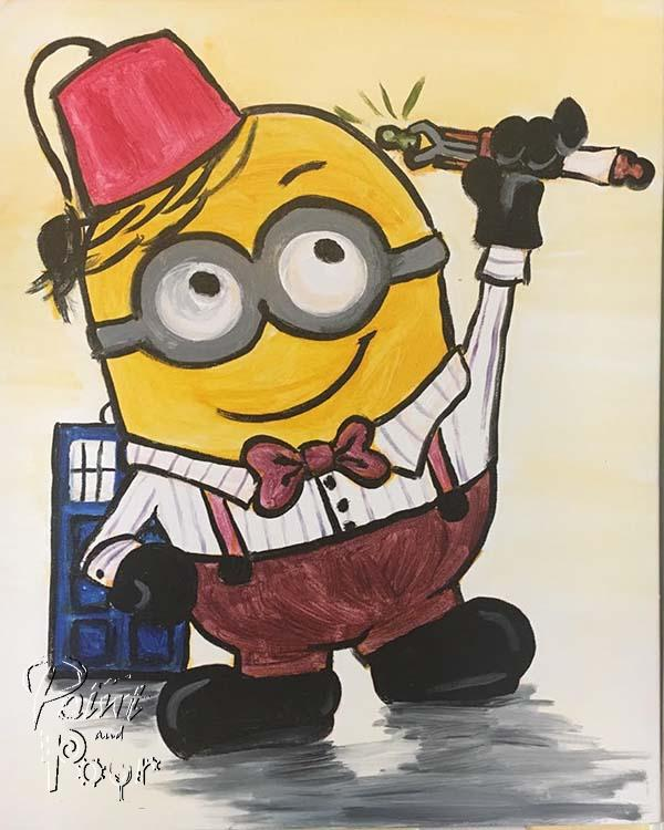 Kids - Doctor Minion