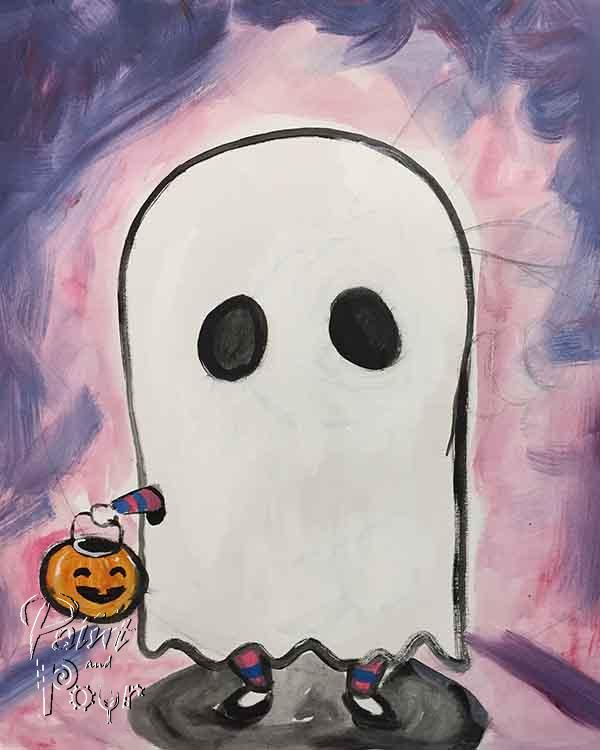 Kids - Little Ghostly