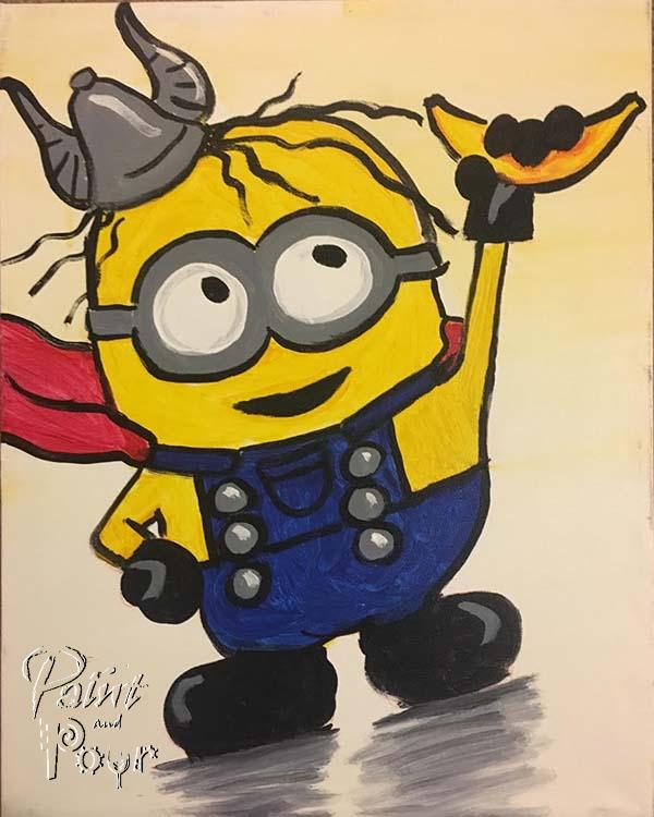 Minion of Thunder