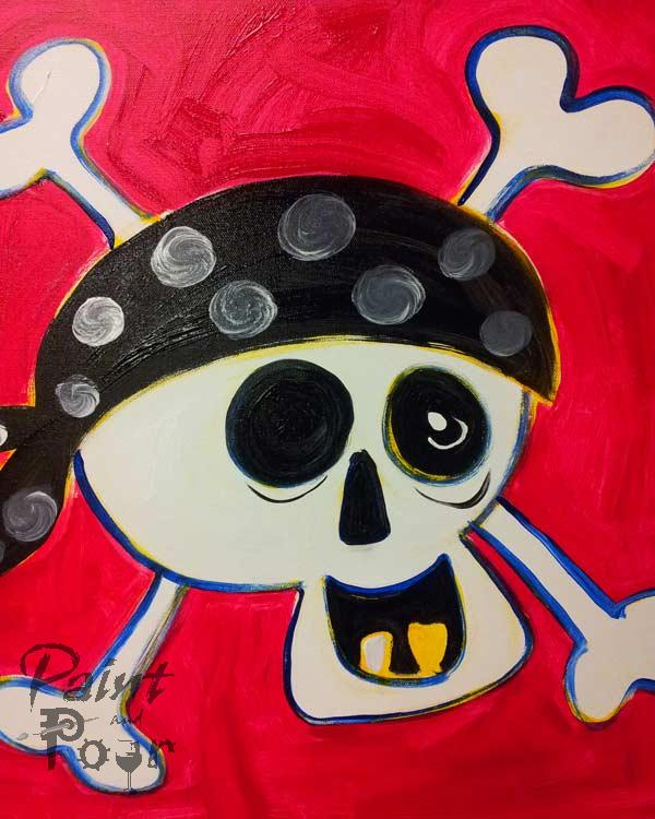 Kids - Skully the Pirate