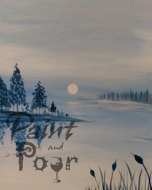 Misty-Lake