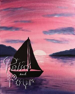 Sunset-Voyage