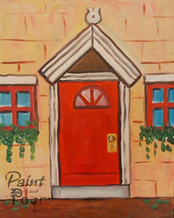 The Red Door (3hr)