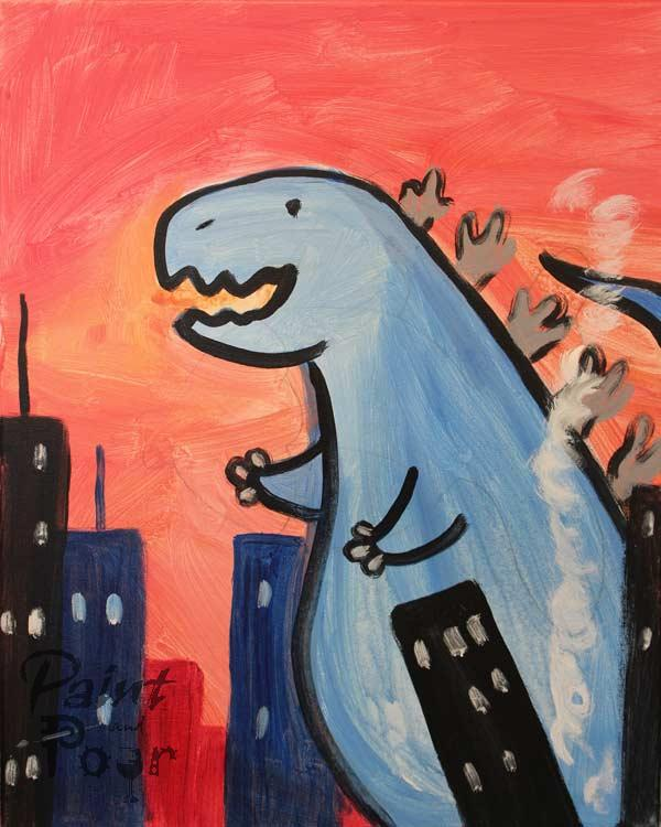 Bluezilla