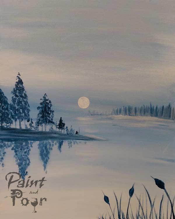 Misty Lake: Jan 13th 6-8 PM